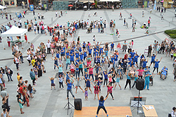 Flash mob saint quentin