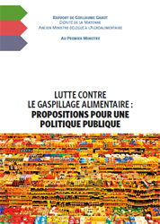 Rapport gaspillage alimentaire
